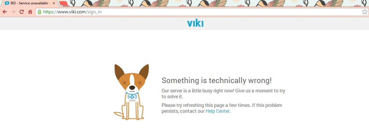 What's going on with Viki!? - General Discussion - Viki