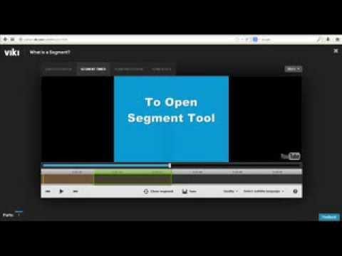 The Segmenter 101 Project Episode 2: 102 How to Add a Segment