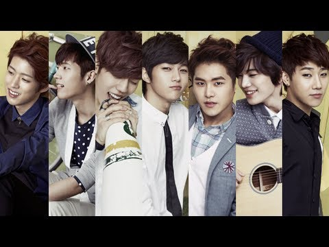 INFINITE: Man In Love (Part 1)