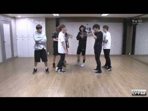 Bangtan Boys (BTS): Satoori Rap (Dance Practice)