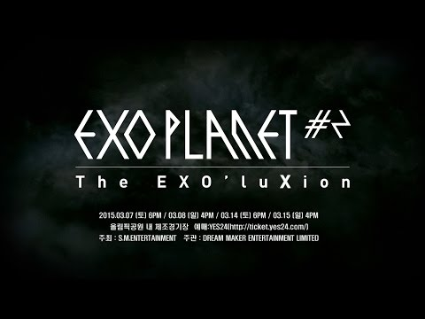 EXO PLANET #2 – The EXO'luXion –: EXO