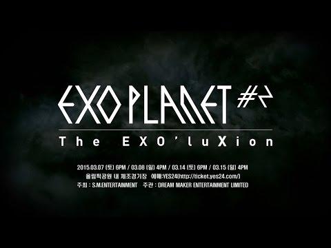 EXO PLANET #2 – The EXO'luXion –: EXO