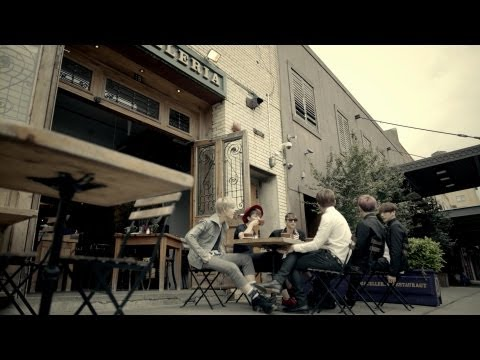 B.A.P: Coffee Shop