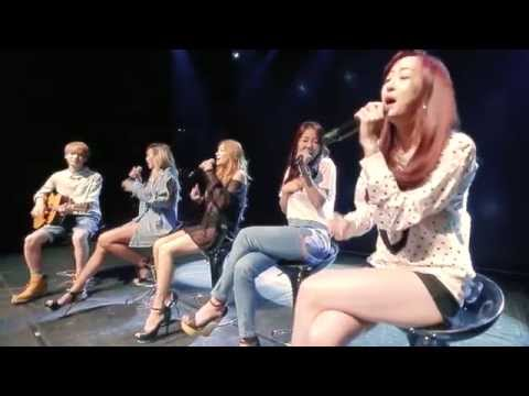 Touch My Body (Acoustic): SISTAR