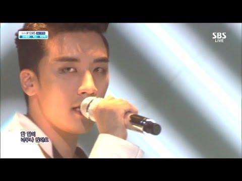 SBS Inkigayo_COMEBACK_할말있어요: BIGBANG
