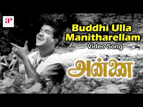 A.R.Rahman: Buddhi Ulla Manitharellam | Chandrababu | Annai |