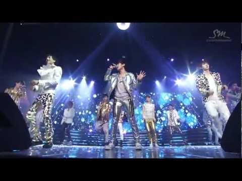 EXO-K: Angel/Into Your World (Live Ver.): EXO