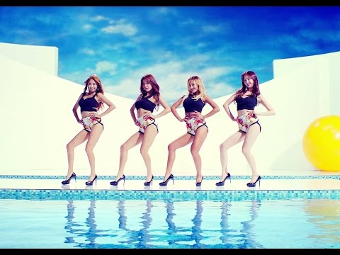 SISTAR: Touch my body