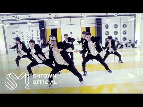 Super Junior M - SWING (Kor ver): k-pop
