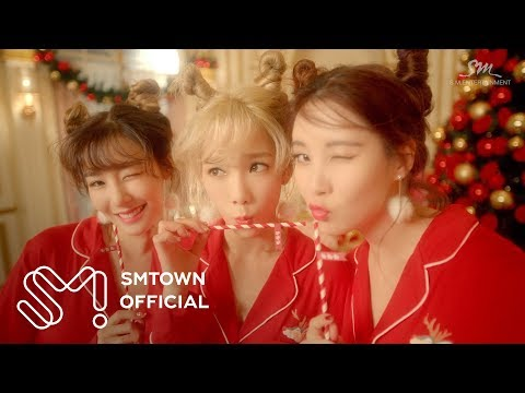 SNSD/Girls' Generation: TTS - Dear Santa