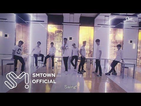 Super Junior M: SWING (CHN Ver.)