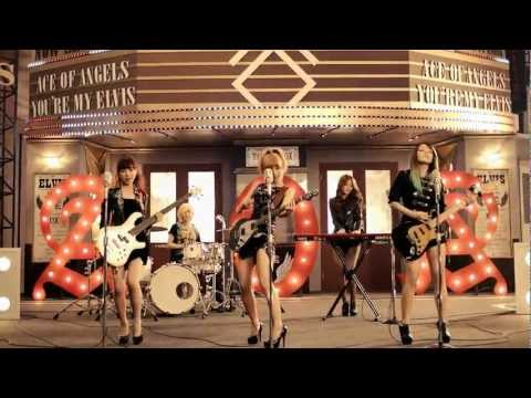 AOA (Ace Of Angels): Elvis [MV] (Band Ver.)