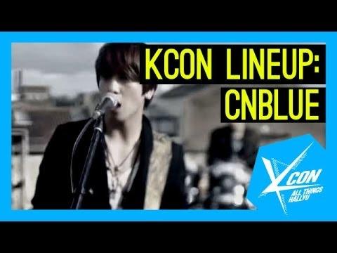 KCON 2014 Artist Lineup Spotlight - CNBLUE: KCON 2014