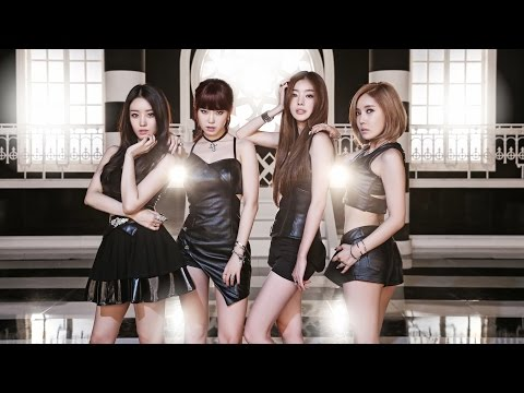 Secret: I'm in love mv