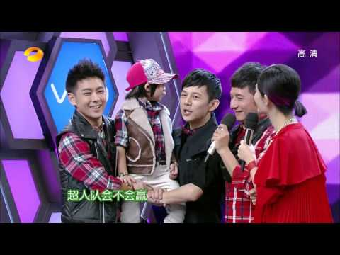 Happy Camp Episode 20131102: Dad! Where Are We Going?