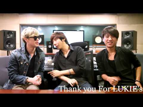 LUNAFLY 1st Debut Anniversary Greeting_ Thank you fou LUKIES : RE:BORN LUNAFLY (aka lunafly)