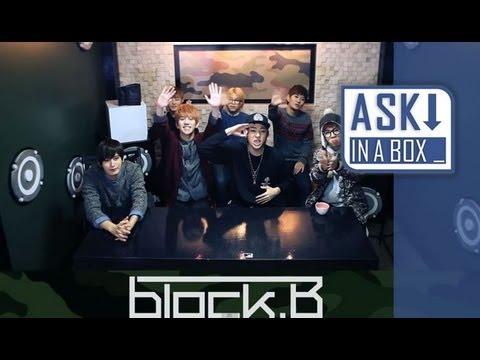ASK IN A BOX: Block B - Nillili Mambo: Block B