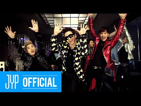 2PM: HANDS UP
