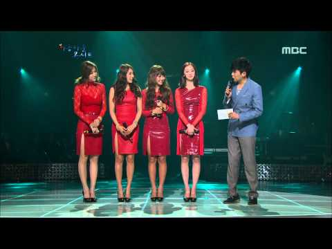 Beautiful Concert 2012 SISTAR Interview: SISTAR
