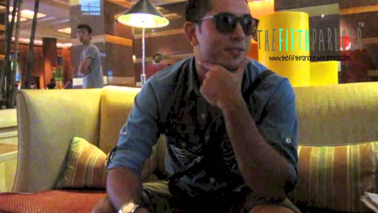 The Fifth Parlour Interviews Gerald Anderson: 5 Fun Facts of Gerald Anderson: Gerald Anderson