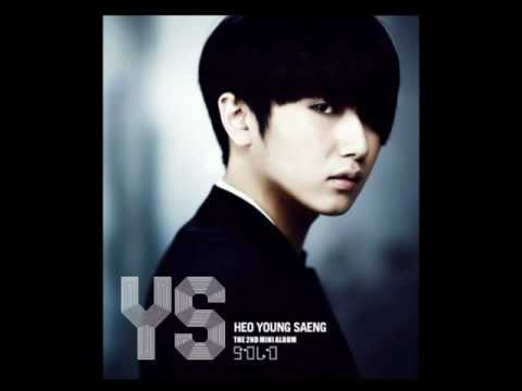 Heo Young Saeng: Crying (instrumental)