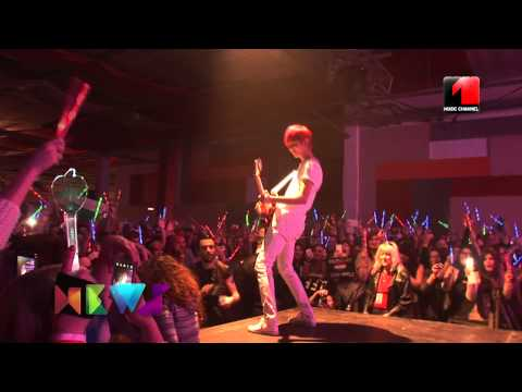 Interviu Led Apple @ Music Channel 2014 : LEDApple
