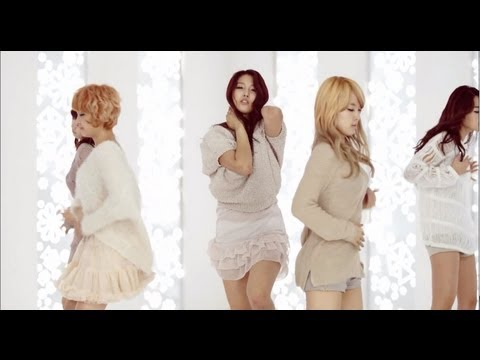4minute: FIRST