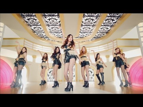 Girls' Generation: My Oh My