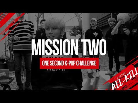 Topp Dogg: All-Kill Episode 2: One Second K-pop Song Challenge