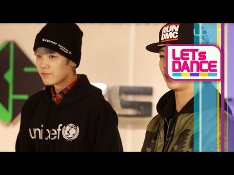 """One Shot"" Dance Tutorial: B.A.P"