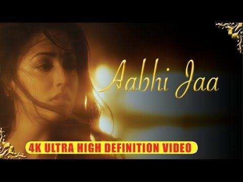 A.R.Rahman: World Premiere of Aabhi Jaa Exclusive 4K Video 1st Time in India | A.R. Rahman