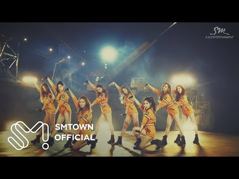 SNSD/Girls' Generation: Catch Me If You Can (Korean ver.)