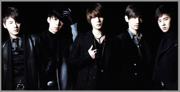 TVXQ / Tohoshinki