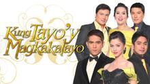 kung tayo'y magkakalayo