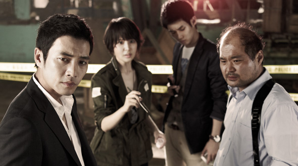 Chinese Detectives - Where Do The Boys Go?