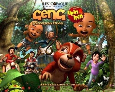 Geng: Adventure Begins [Upin & Ipin]