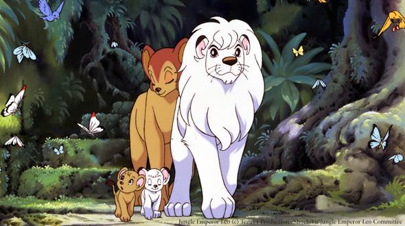 Jungle Emperor Leo: The Movie