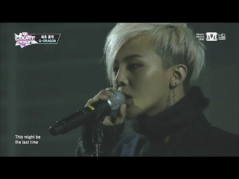 BIGBANG: G-DRAGON_1107_M Countdown_WINDOW