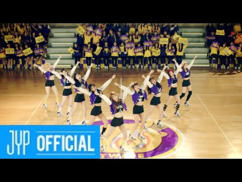 TWICE: CHEER UP