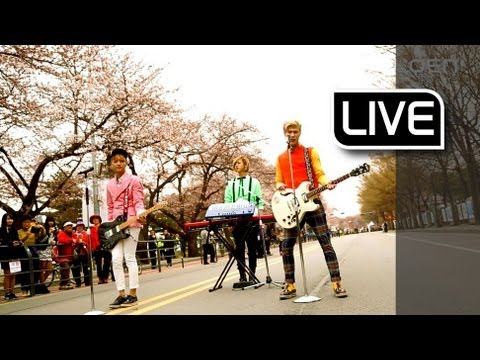 Fly To Love [live]: RE:BORN LUNAFLY (aka lunafly)