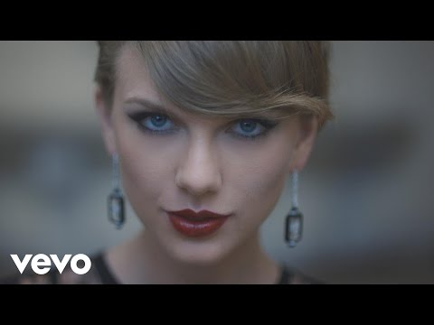 Taylor Swift: Blank Space