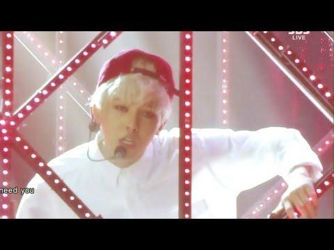 G-DRAGON WHO YOU  0922_SBS Inkigayo: BIGBANG
