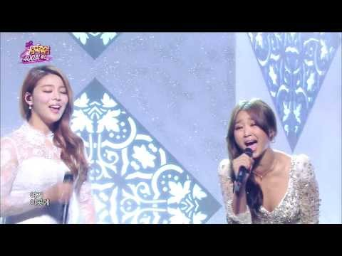 Let It Go - Hyorin and Ailee: SISTAR