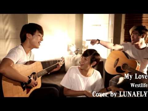 My Love by Westlife [cover]: RE:BORN LUNAFLY (aka lunafly)