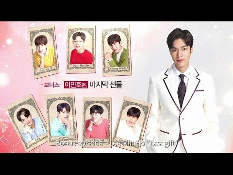"[LOTTE DUTY FREE] 7 First Kisses (ENG) #8 Lee Min Ho ""Last gift"": Lee Min Ho (이민호) Videos"