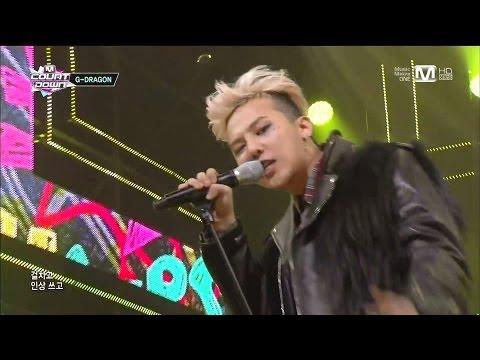 G-DRAGON (CROOKED): BIGBANG