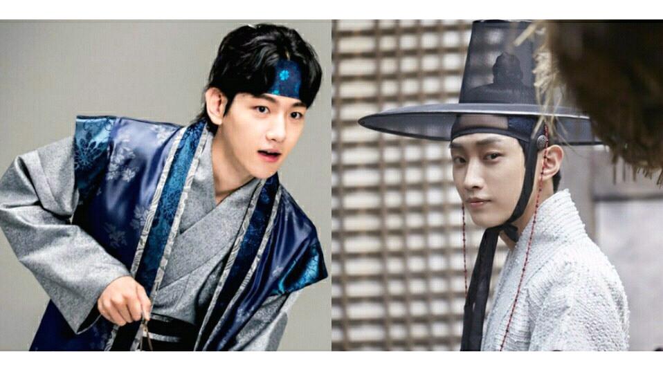 Drama with BEST kpop idols😍👦😃