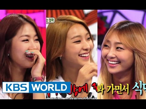 Hello Counselor (08.11.2014): SISTAR
