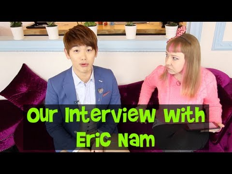 Eat Your Kimchi Interview (Part 1): Eric Nam Videos