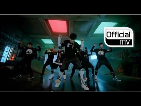 Bangtan Boys (BTS):  No More Dream (Dance ver.)